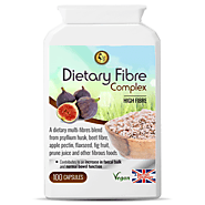 Dietary Fibre Complex | Superfood Capsules | Detox