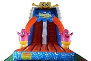 Bouncy Castle Or Sliders Are Ridiculously Great Fun For Kids & Adults Alike!