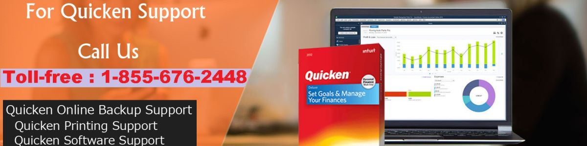 Headline for Quicken customer care