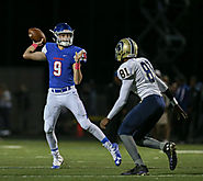 Jack Blackburn 6-2 170 QB Churchill