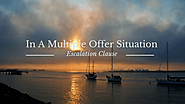 Escalation Clause In A Multiple Offer Situation