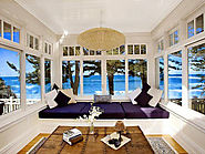 Beach Interior Design – Light, Airy And Fabulously Picturesque