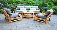 Teak Wood Patio Furniture: Creating Maximum Impact In Your Home
