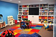 Kids' Playroom Designs - The Ultimate Parent Challenge