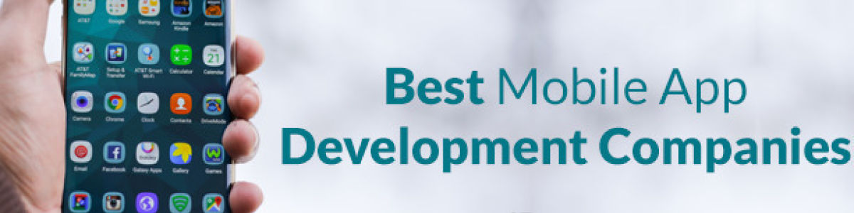 Headline for Top 10 Android App Development Company in the world