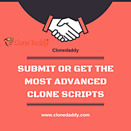 Clonedaddy - A powerful platform to submit or to get the most applicable clone scripts - Clonedaddy