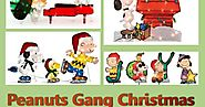 Peanuts Gang Christmas Yard Decorations | Christmas Decorating Fun | Pinterest
