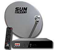 Sun Direct DTH Annual Pack Price for SD & HD Connection