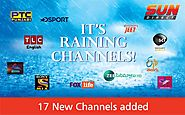 Sun Direct Launches New SD & HD Channels