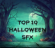 Top 10 Halloween Sound Effects - Sound Ideas Blog