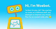 Woebot - Your charming robot friend who is ready to listen, 24/7
