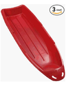 Customer Reviews Paricon Toddler Boggan Sleds, Red