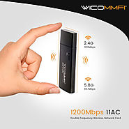 Best Wifi USB Adapter - WicommFi