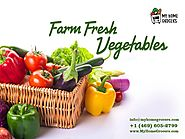 Buy Fruits & Vegetables Online at Our Online Store - MyHomeGrocers
