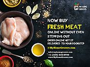Buy Fresh Meat Products Online In Texas| MyHomeGrocers