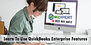 QuickBooks Enterprise Features & Tools - WizXpert Support & Services