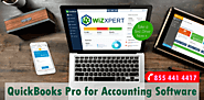 QuickBooks Pro - Accounting Software [Features] [System Requirements]