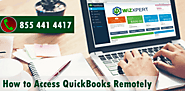 How to Access QuickBooks Remotely | QuickBooks Remote Access