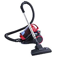 Duronic VC70 * Compact [Energy class: A] Bagless Cylinder Vacuum Cleaner with Speed Control