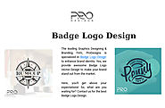 Acquire best Badge Logo Vector Design to make your brand stand out