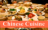 Chinese Cuisine History & Introduction to Chinese Cuisine