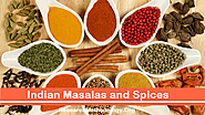 Indian Masalas and Spices, Indian Masalas, North Indian Masalas