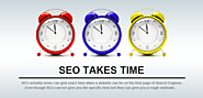 Know Why SEO Takes Time for Good Results