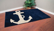Coastal Country Nautical Decor.