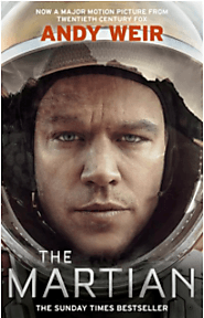 The Martian by Andy Weir