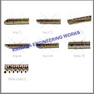 Stenter Machine Pin Bar, Stenter Parts Exporter