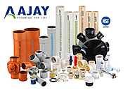 CPVC Pipe and PVC Plastic Pipe Manufacturers – Ajay Pipes – PVC Pipe Manufacturers