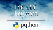 The elif keyword - Adding a second 'if' statement to an expression