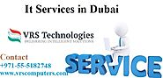 IT services in Dubai a coveted component of governance