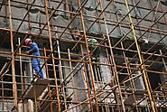 Benefits of Scaffolding in Construction Sites