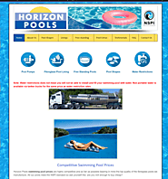 Horizon Pools - Non-Portable Water During Water Restrictions