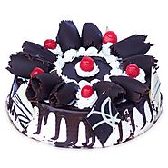 Order/Send Blackforest Cake - Five Star Bakery Online - YuvaFlowers.com