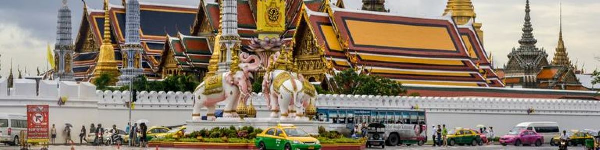 Headline for Top Rated Tourist Attractions in Bangkok - The Highlights of Culture, Architecture and Religion