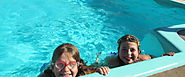 Best Outdoor Heated Swimming Pool in Black Hills