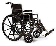 B&F Medical Supplies LLC: Buy Manual Wheelchair Online Now!