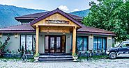 Luxury meets serenity at The Villa Himalaya Hotel in Sonamarg, Kashmir.
