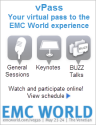 @EMCcorp | EMC Community Network & EMC World