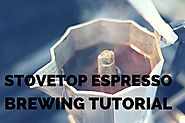 Stovetop Espresso Brewing Tutorial - I Need Coffee