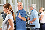 Elderly Care: Easy Daily Exercise