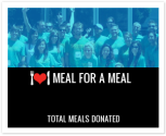 @mogltweets | MOGL hooks you up with 10% cash back at great local restaurants and donates meals to Feeding America