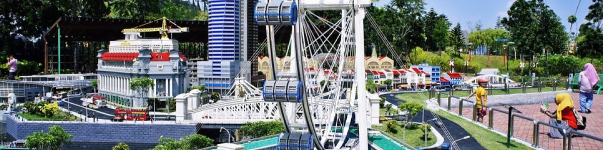 Headline for Top 3 Family Attractions in Johor Bahru, Malaysia – Having a great time does not mean having to exclude your family