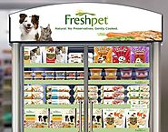 Fresh food from Freshpet
