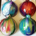 Paint & Shake Ornaments