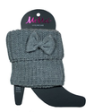 Perky Bow Boot Topper
