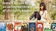 Instantly access 25,000 high-quality books for kids