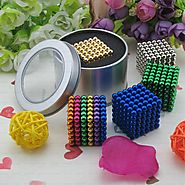 216 Colored Buckyballs